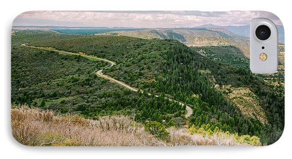 Mesa Verde Park Overlook II IPhone Case by Joan Carroll