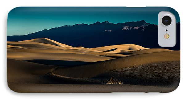 Mesquite Dunes IPhone Case by Allen Biedrzycki