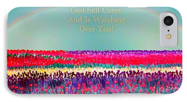 Message From The Other Side IPhone Case by Kimberlee Baxter