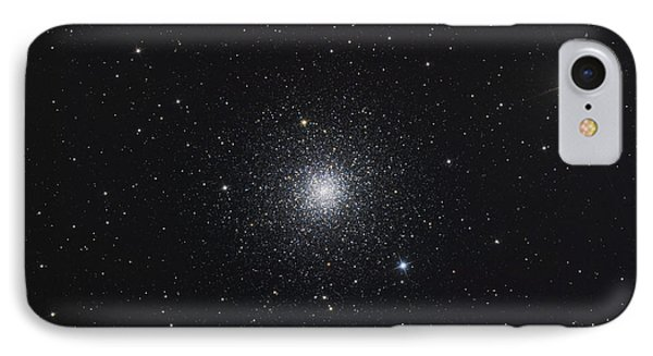 Messier 3, A Globular Cluster Phone Case by Roth Ritter