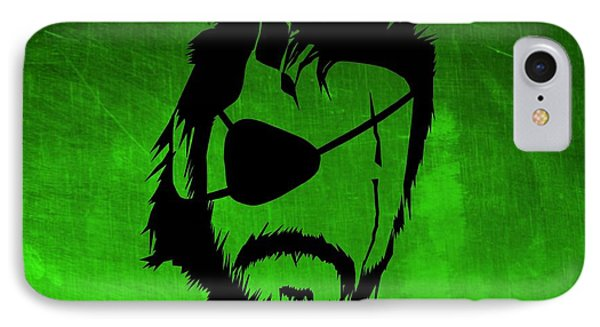Metal Gear Solid IPhone Case by Kyle West