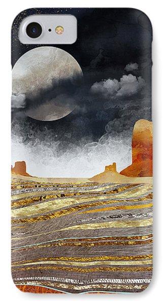Metallic Desert IPhone Case by Spacefrog Designs