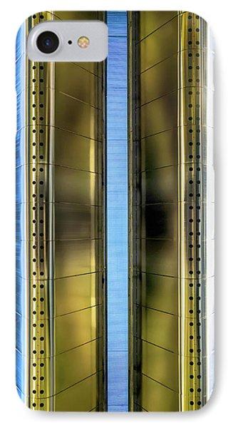 Metallic Phone Case by Wim Lanclus