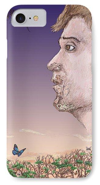 Metamorphosed IPhone Case