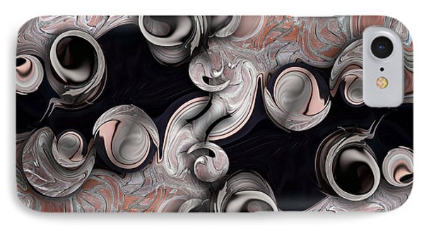Metamorphosis And Echo IPhone Case by Carmen Fine Art