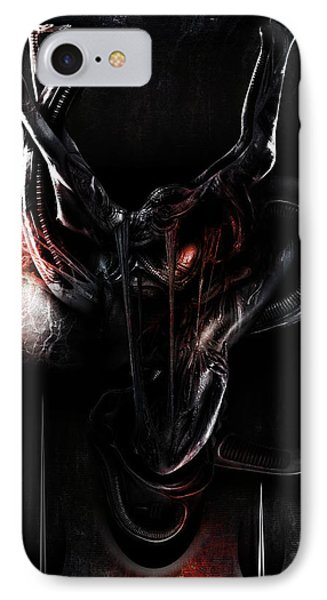 Metempsychosis IPhone Case by Pharaoh Laboa