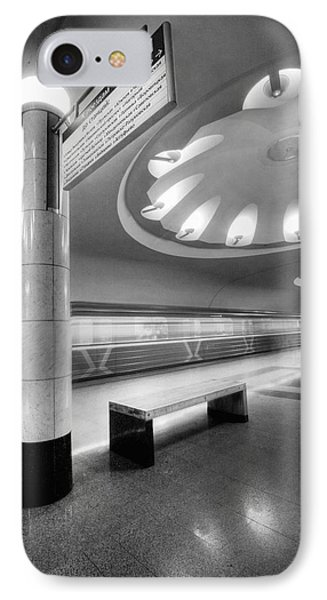 Metro #1591 IPhone Case by Andrey Godyaykin