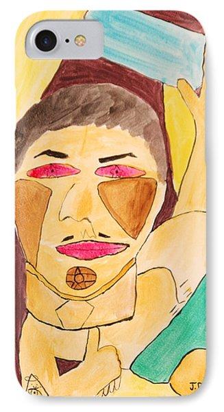 Metro Beauty IPhone Case by Jose Rojas