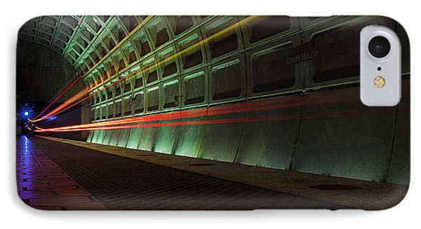 Metro Lights IPhone Case