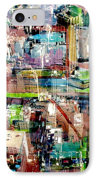 Metropolis II IPhone Case by David Studwell