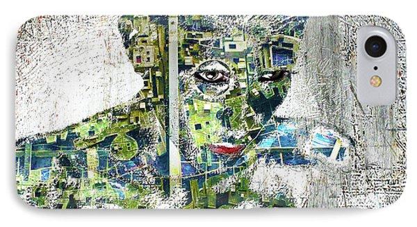 Metropolis IPhone Case by Tony Rubino