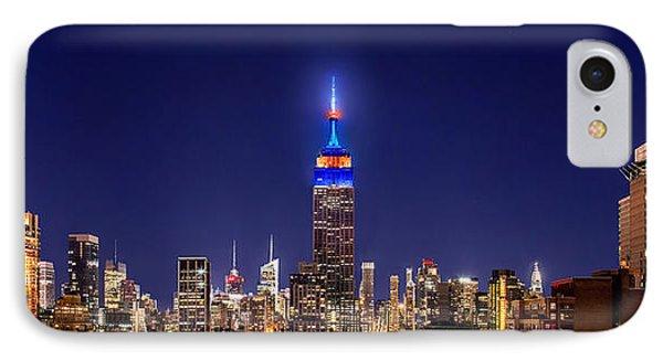 Mets Dominance IPhone 7 Case by Az Jackson