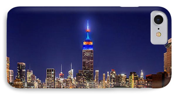 Mets Dominance IPhone Case by Az Jackson