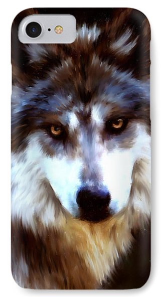 Mexican Wolves IPhone Case