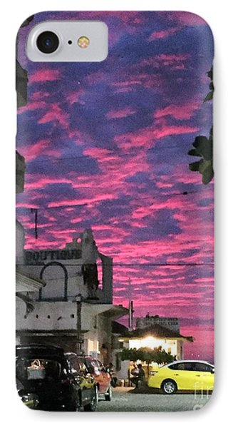 Mexico Memories 1 IPhone Case by Victor K