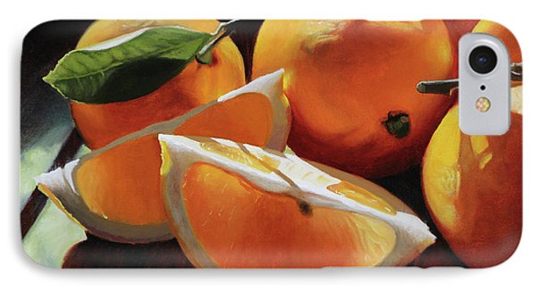 Meyer Lemons Phone Case by Michael Lynn Adams