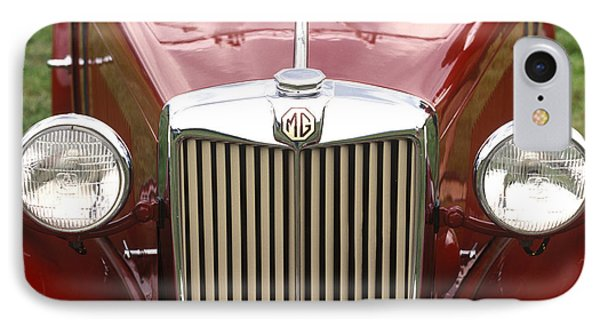 MG IPhone Case by George Robinson