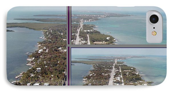 Miami Heat Located 90 Miles South Of Miami On The Island Chain Of Islamorada IPhone Case by Navin Joshi