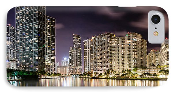 Miami Reflections IPhone Case by Abe Pacana