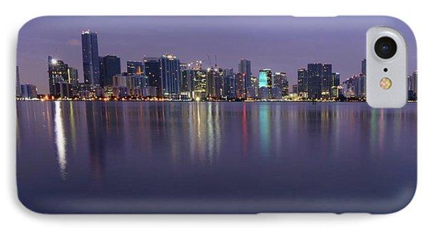 Miami Skyline IPhone Case