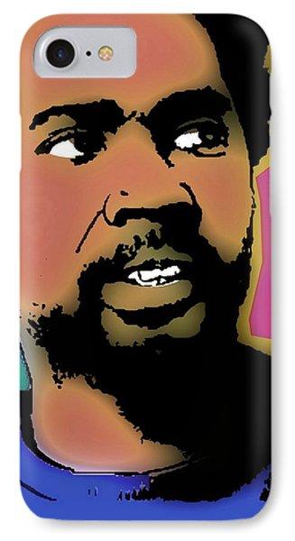 Michael Dawson Coloured IPhone Case