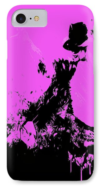 Michael Jackson Paint Splatter 4g IPhone Case