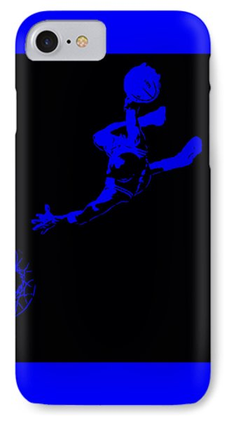 Michael Jordan Above The Rim IPhone Case