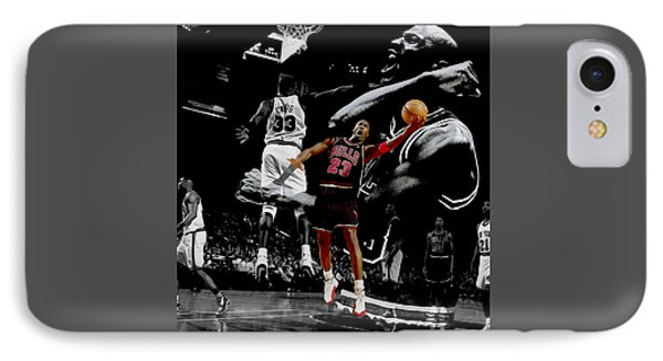 Michael Jordan Left Hand II IPhone Case