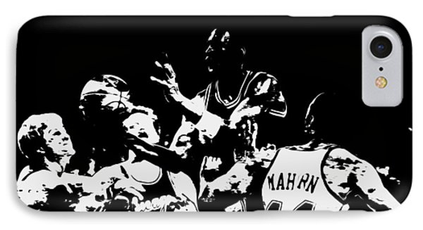 Michael Jordan Style And Grace IPhone Case