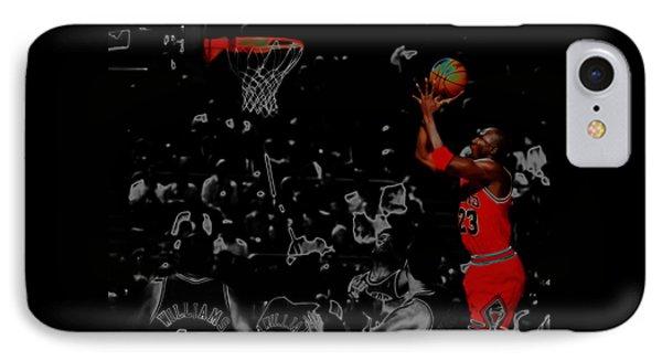 Michael Jordan Two More IPhone Case