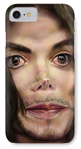 Michaels Magnum Opus 1 IPhone Case by Reggie Duffie