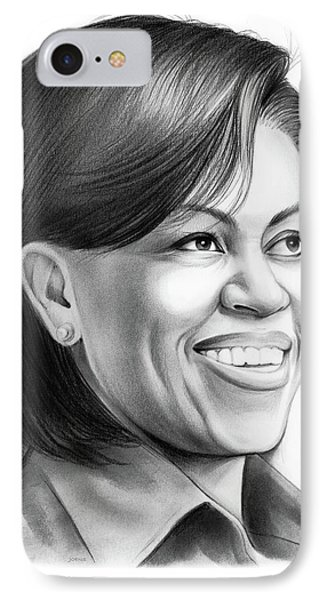 Michelle Obama IPhone 7 Case