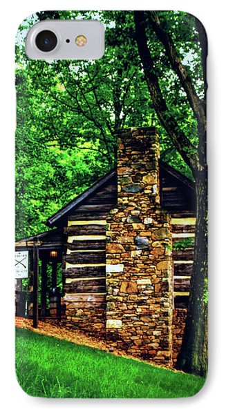 Michie Tavern No. 2 IPhone Case by Laura DAddona