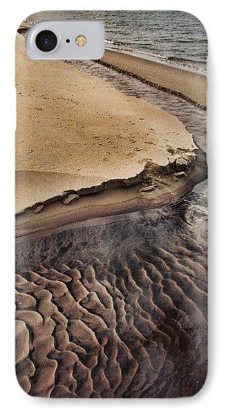 Michigan Beachscape IPhone Case