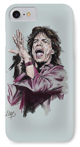 Mick Jagger IPhone 7 Case