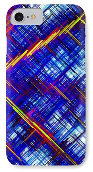 Micro Linear 6 Phone Case by Will Borden