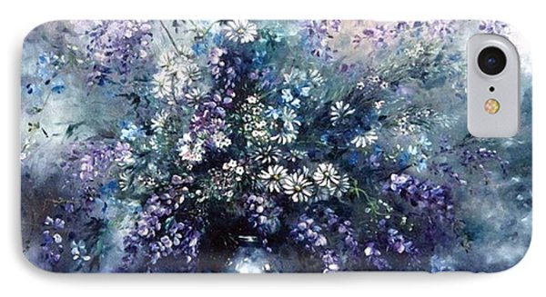 Mid Spring Blooms IPhone Case