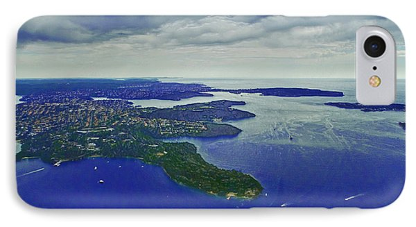 Middle Head And Sydney Harbour IPhone Case