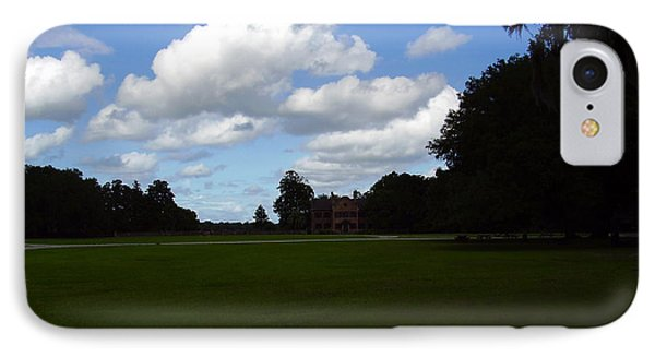 Middleton Place IPhone Case by Flavia Westerwelle