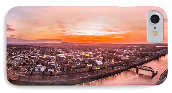 IPhone Case featuring the photograph Middletown Connecticut Sunset by Petr Hejl