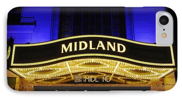 Midland Theater IPhone Case
