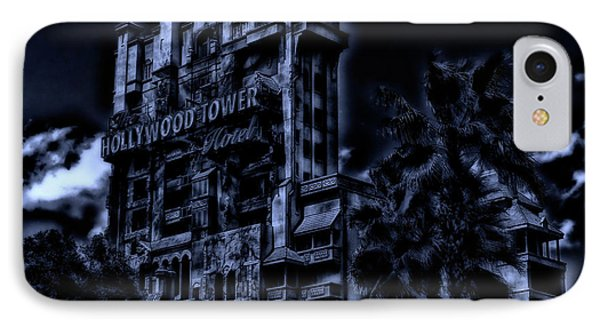 Midnight At The Tower Of Terror Mp IPhone Case