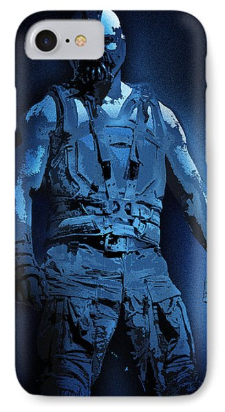 Midnight Bane IPhone Case
