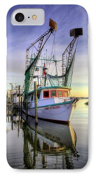 Midnight Blues On The Bayou IPhone Case