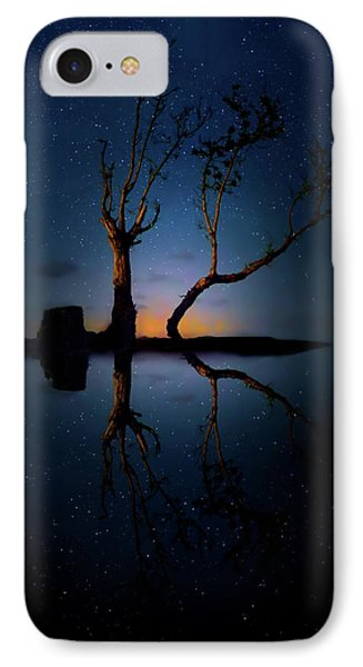 Midnight Dance Of The Trees IPhone Case