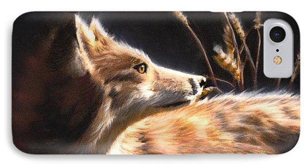 Midnight Fox IPhone Case