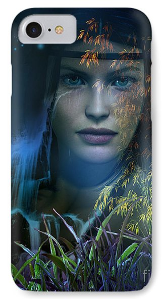 Midnight Gaia IPhone Case by Shadowlea Is