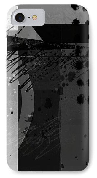 Midnight In The City 2 Triptych IPhone Case