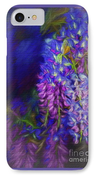 IPhone Case featuring the photograph Midnight Oil By Kaye Menner by Kaye Menner
