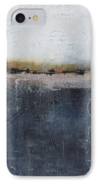 IPhone Case featuring the painting Midnight Whispers by Nicole Nadeau